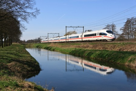 ICE 3 - BR 406 auf dem NS-Netz in den Niederlanden