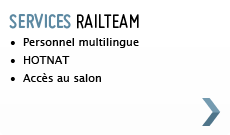Services Railteam