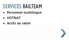 Services Railteam