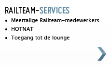 Railteam services